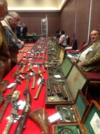The London Antique Arms Fair
